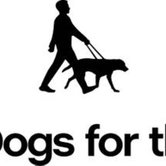 Guide Dogs for the Blind, San Rafael, CA logo
