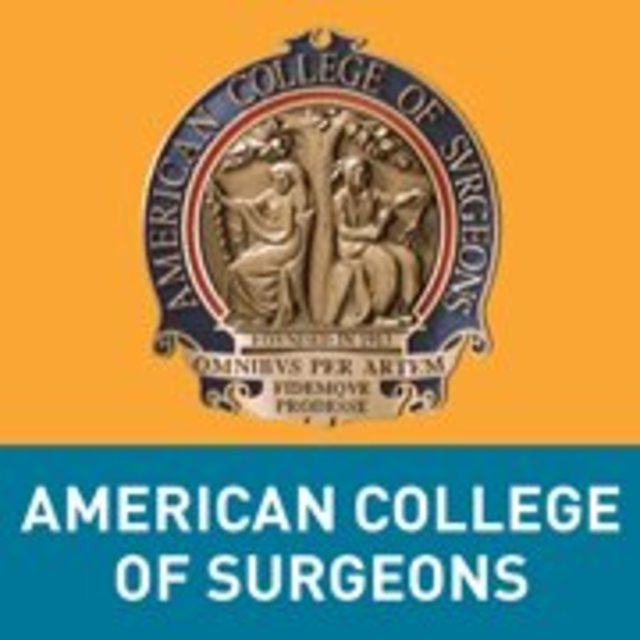 American College of Surgeons, Chicago, IL logo
