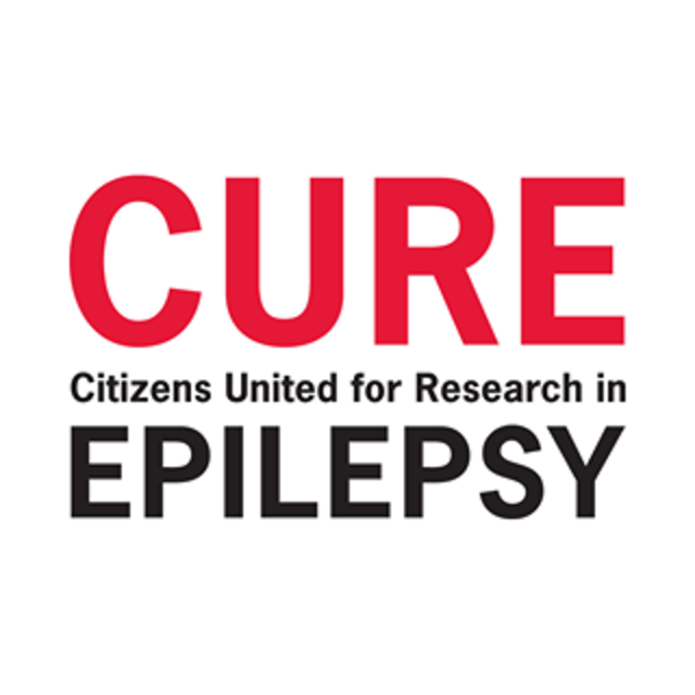 Citizens United for Research in Epilepsy (CURE), Chicago, IL logo
