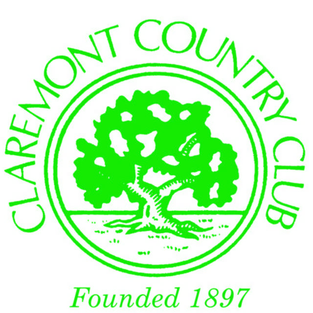 Claremont Country Club, Oakland, CA logo