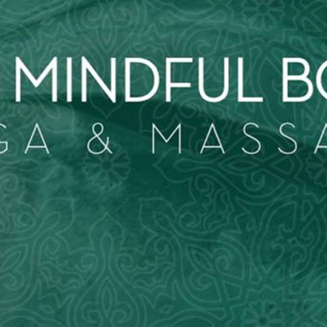 The Mindful Body, San Francisco, CA logo