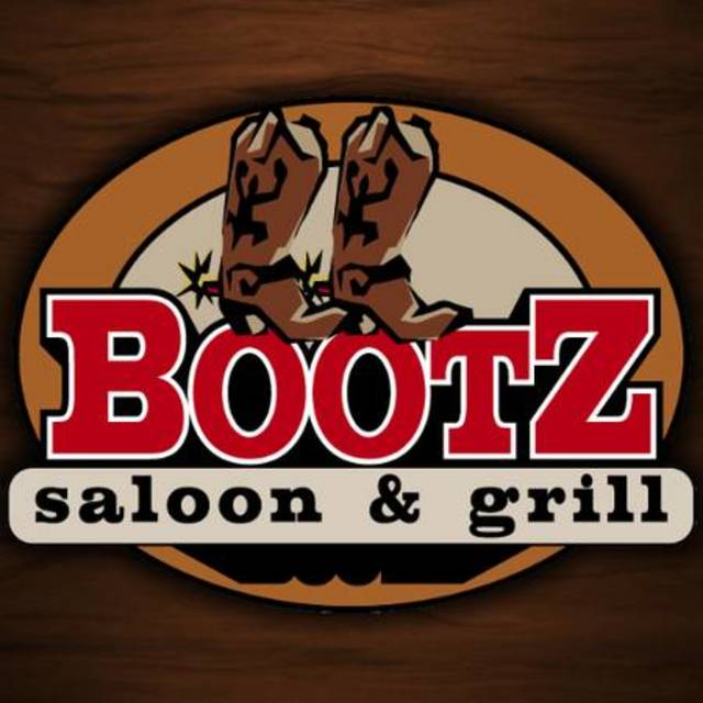 Bootz Saloon and Grill, Oak Creek, WI logo