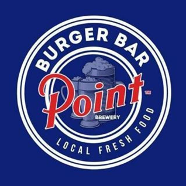 Point Burger Bar Milwaukee, Milwaukee, WI logo