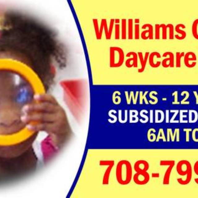 Williams Christian Daycare, Country Club Hills, IL - Localwise business profile picture