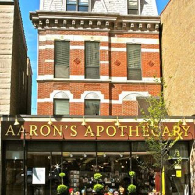 Aaron's Apothecary, Chicago, IL - Localwise business profile picture