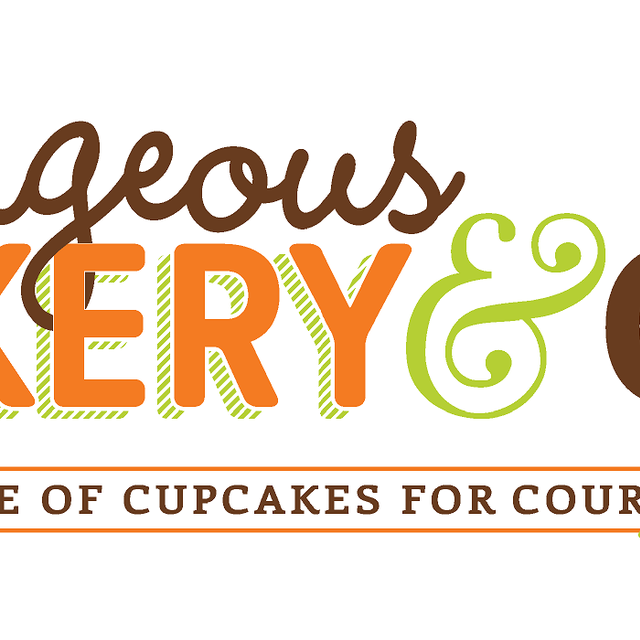 Courageous Bakery & Cafe, Oak Park, IL logo