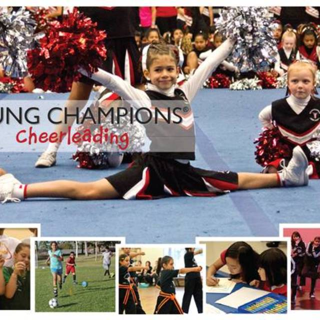 Young Champions, Brentwood, CA logo