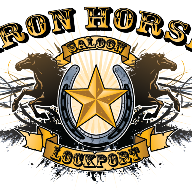 Iron Horse Lockport Bar & Grill, Lockport, IL logo