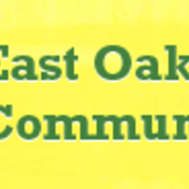 The East Oakland Community Project, Oakland, CA logo