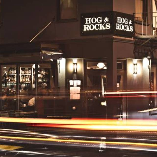 Hog and Rocks, San Francisco, CA logo
