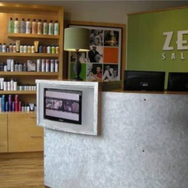 Zea Salon, Chicago, IL logo
