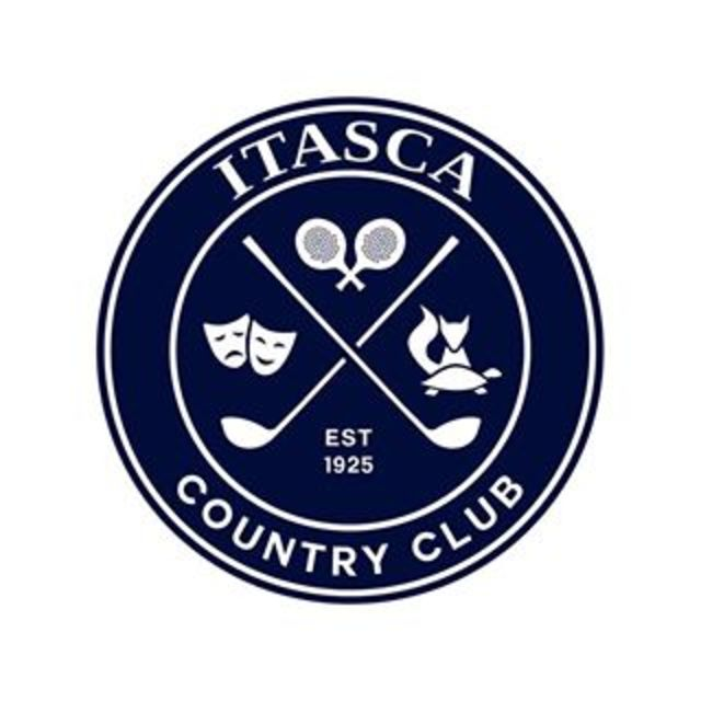 Itasca Country Club, Itasca, IL logo