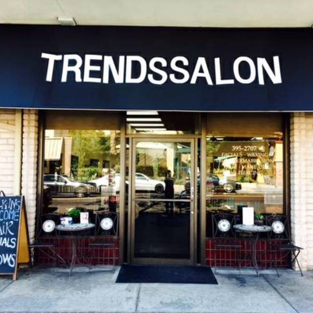 Trends Salon, Los Gatos, CA logo