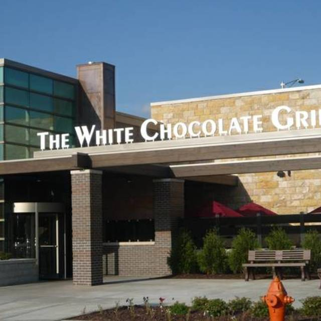 The White Chocolate Grill, Naperville, IL logo
