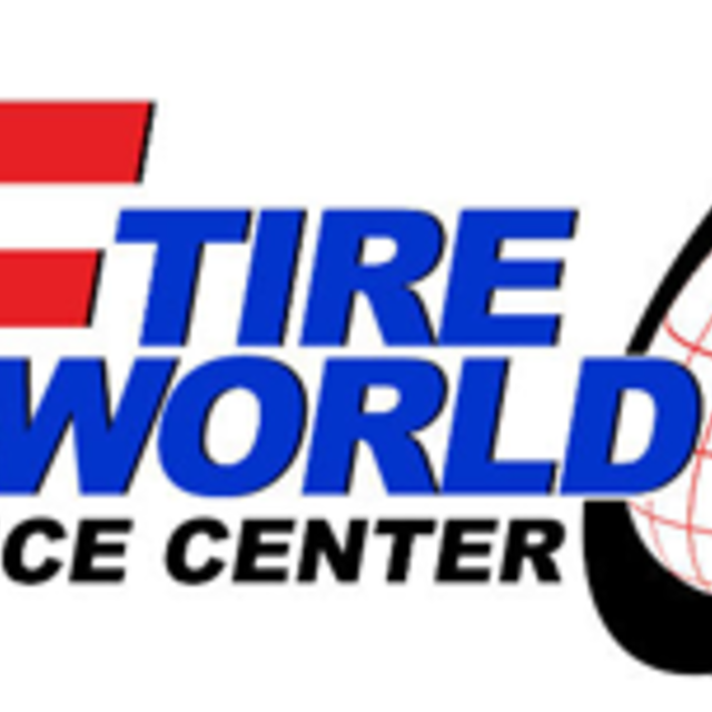 F&F Tire World, Brookfield, WI logo