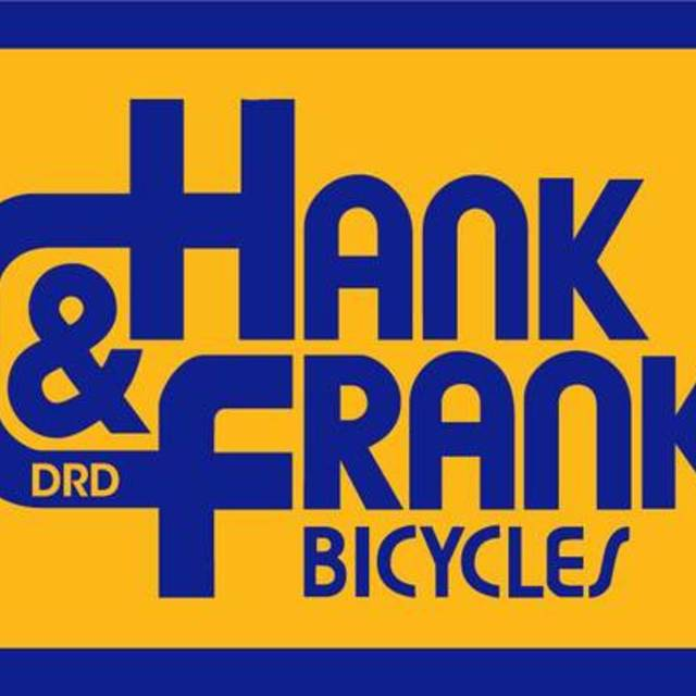 Hank and Frank Bicycle, Lafayette, CA logo