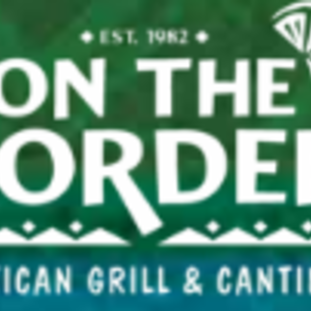 On The Border Mexican Grill & Cantina, Schaumburg, IL logo