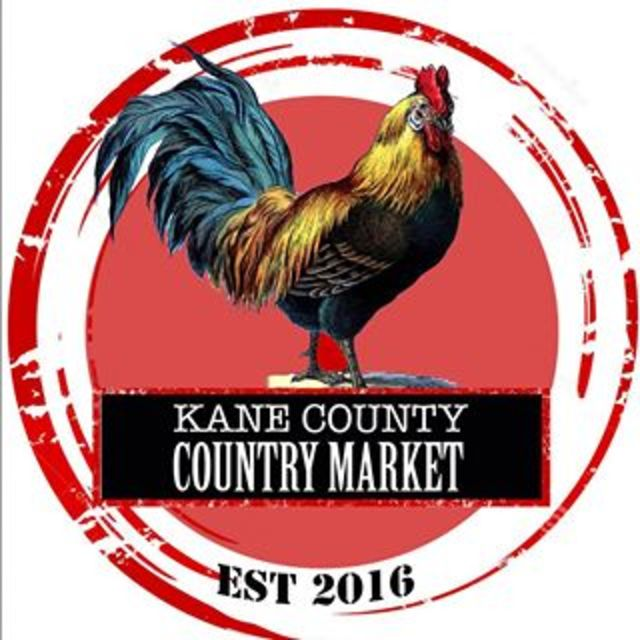 Kane County Country Market, Maple Park, IL logo