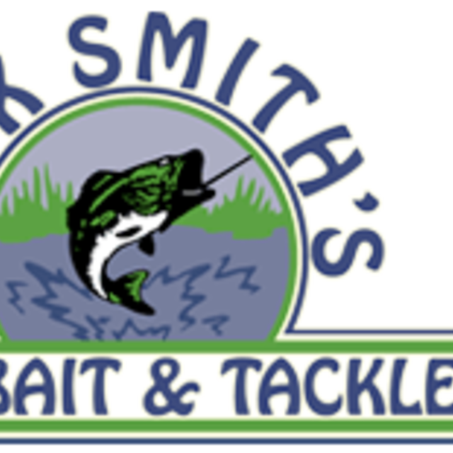 Dick Smith's Live Bait, Delafield, WI logo