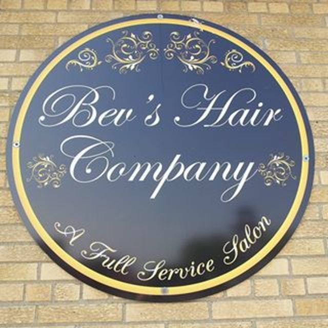 Bev's Hair Co, Milwaukee, WI logo