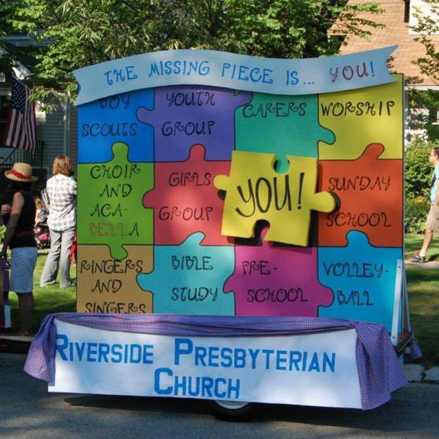 Riverside Presbyterian Church, Riverside, IL logo