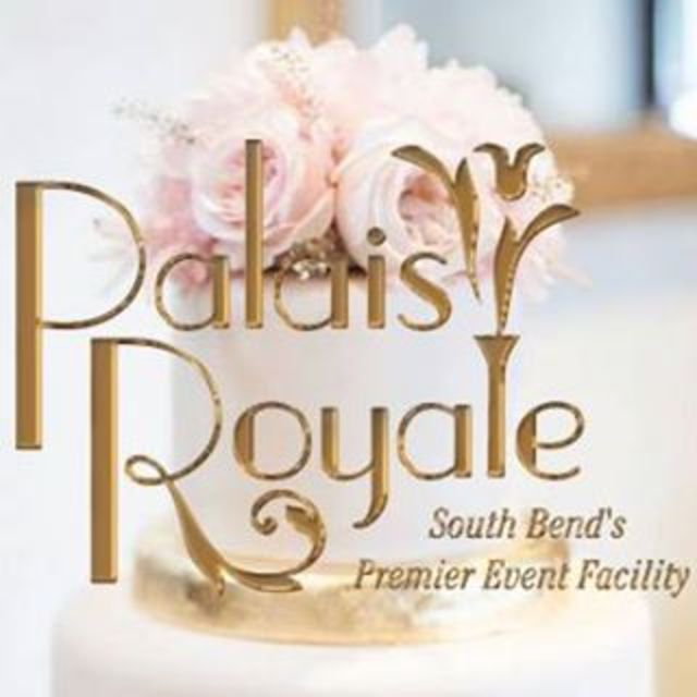 Palais Royale, South Bend, IN logo