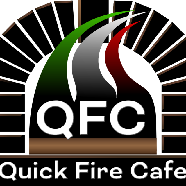 Quick Fire Cafe, Bloomingdale, IL logo
