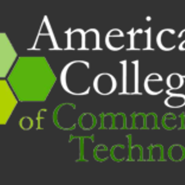 American College of Commerce & Technology, Falls Church, VA logo