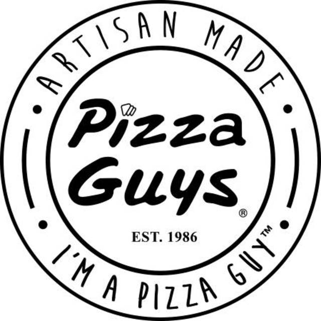 Pizza Guys, Fairfield, CA logo