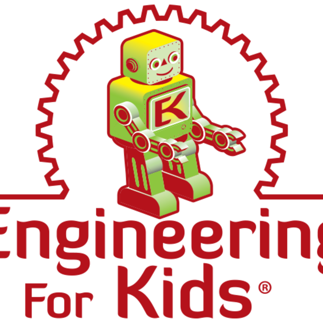 Engineering for Kids, Tigard, OR logo