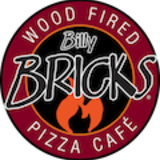 Bricks Wood Fired Pizza, Naperville, IL logo