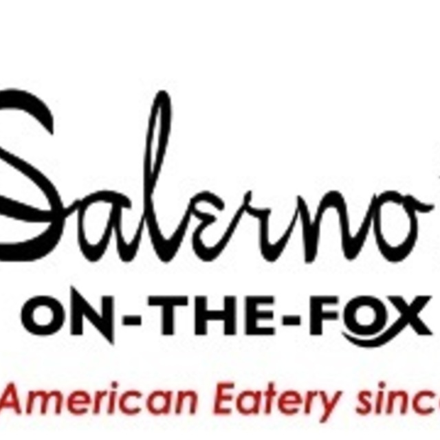 Salerno's On The Fox, St. Charles, Illinois logo