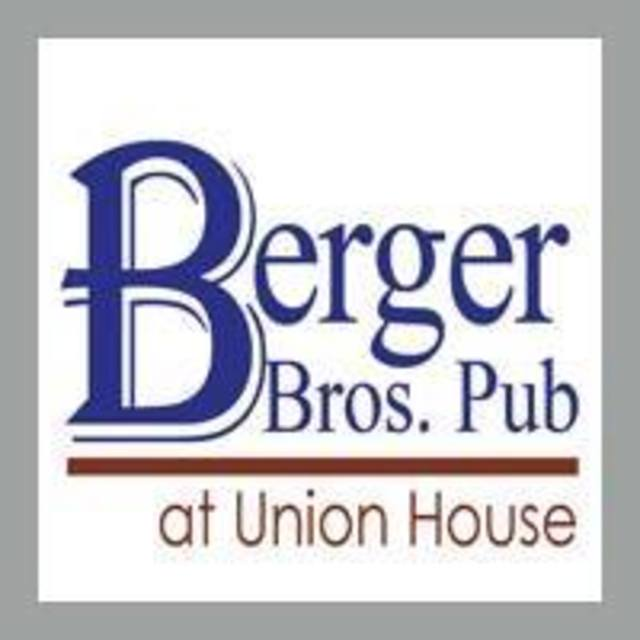 Berger Bros Pub at Union House, Winfield, IL logo