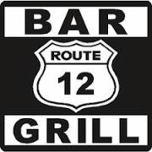 Route 12 Bar & Grill, Fox Lake, IL logo