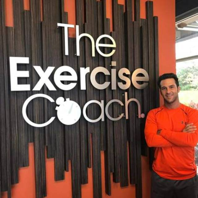 The Exercise Coach, Gurnee, IL logo