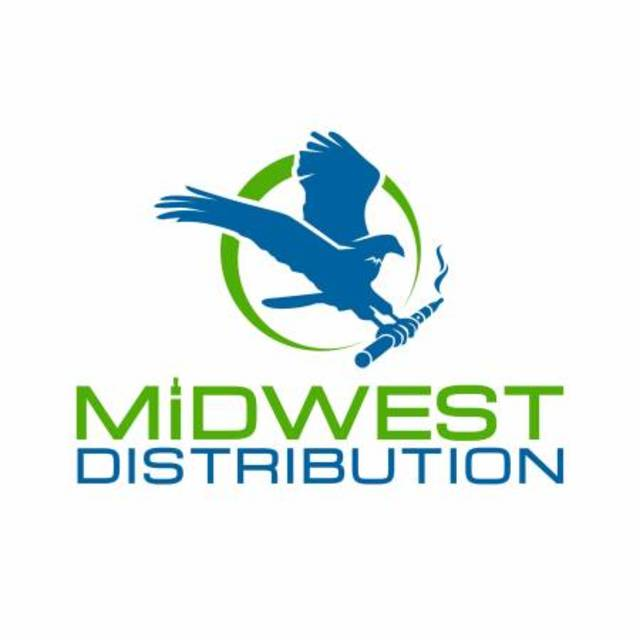 Midwest Distribution/Midwest Goods Wholesale E liquid & Vape Supply, Bensenville, IL logo