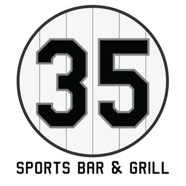 35 Sports Bar & Grill, Berwyn, IL logo