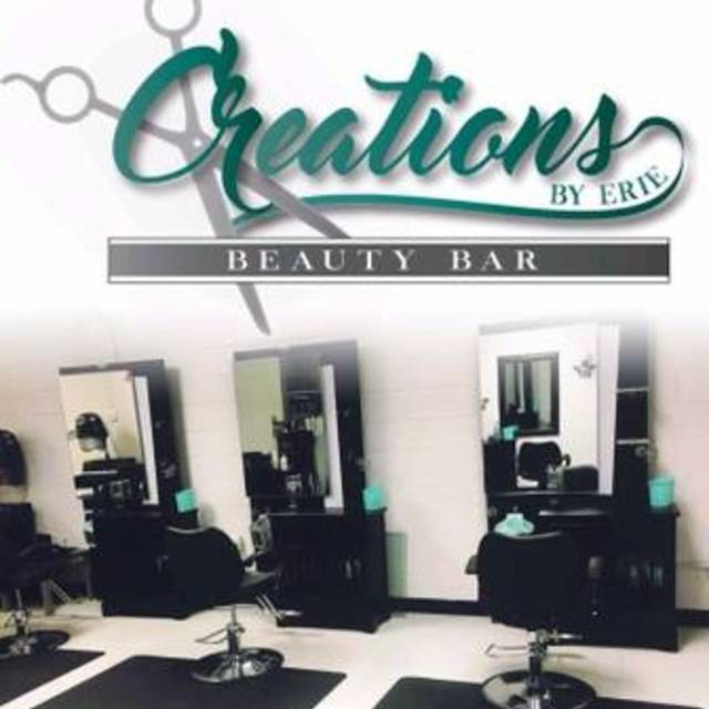 Creations Beauty Bar, Milwaukee, WI logo