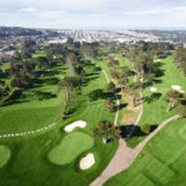 Lake Merced Golf Club, Daly City, CA logo