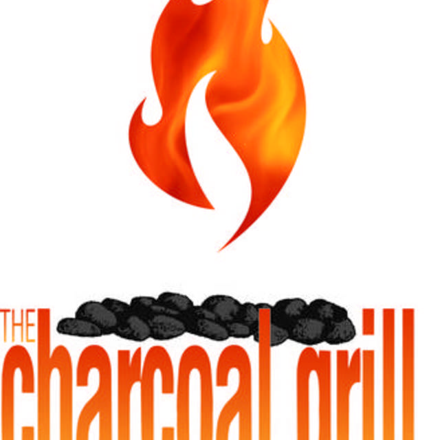 Charcoal Grill, Burlington, WI logo