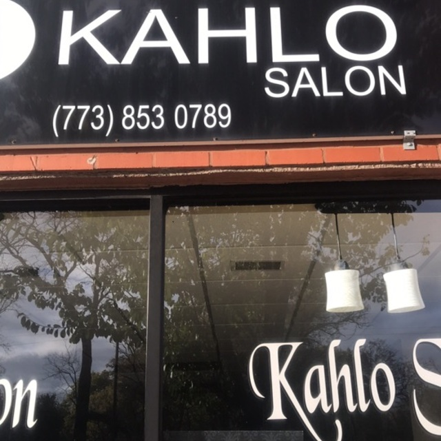 Kahlo Salon, Chicago, IL logo