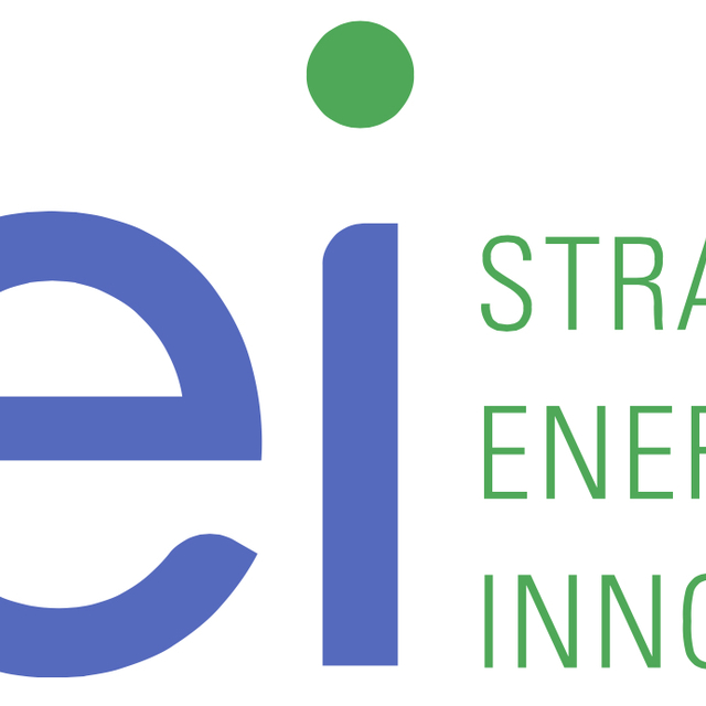 Strategic Energy Innovations, San Rafael, CA logo