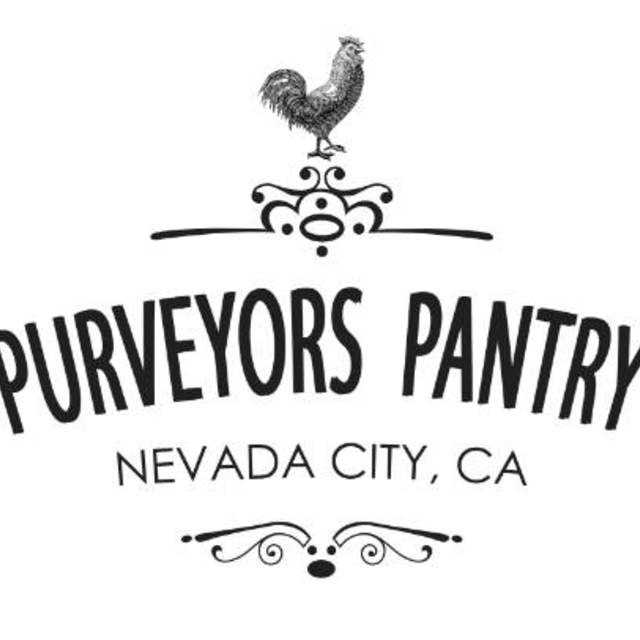 Purveyors Kitchen, Nevada City, CA logo
