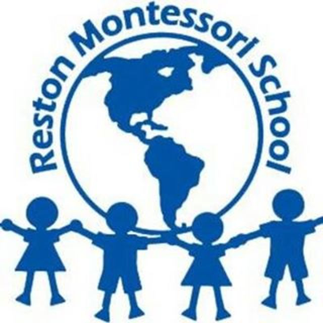 Reston Montessori School, Reston, VA logo