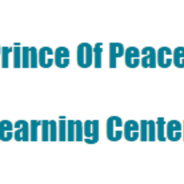 Prince of Peace Day Care Center, Milwaukee, WI logo