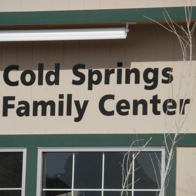The Cold Springs Family Center, Reno, NV logo