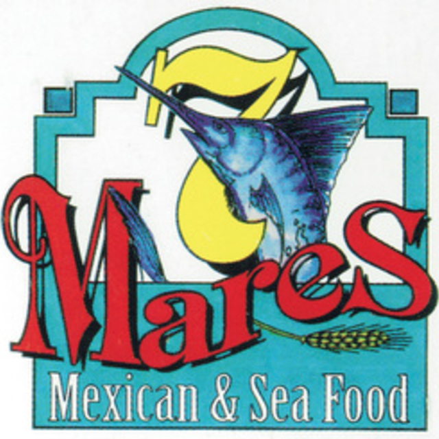 7 Mares Mexican Seafood Restaurant, Redwood City, CA logo