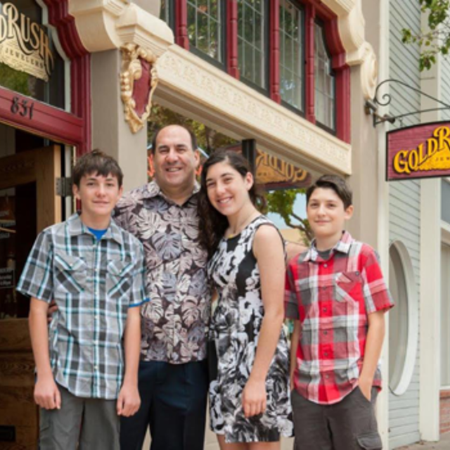 Gold Rush Jewelers, San Rafael, CA - Localwise business profile picture