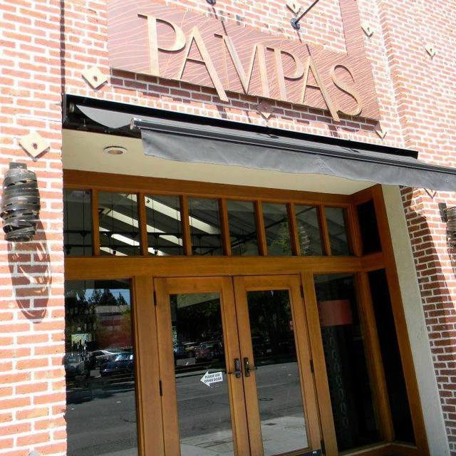 Pampas Brazilian Steakhouse, Palo Alto, CA logo