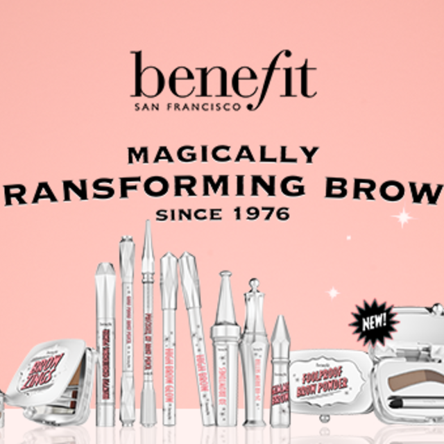 Benefit Cosmetics Boutique & Brow Bar, Los Gatos, CA - Localwise business profile picture